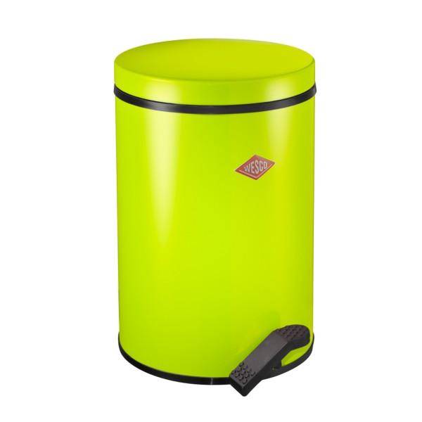 Wesco Abfallsammler - 13 Liter - Limettengrün
