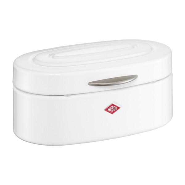 Wesco Brotkasten - Mini Elly - Weiß