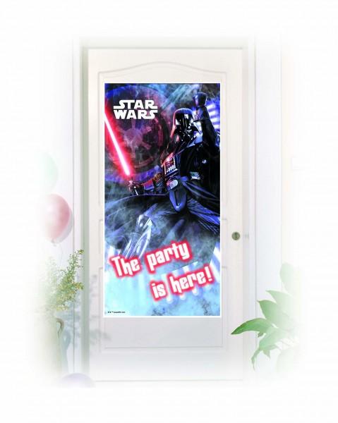 Türposter Star Wars 150 x 76 cm