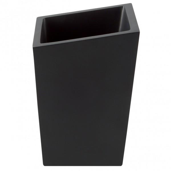 Zahnputzbecher Yoshi - matt-schwarz