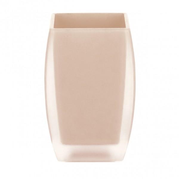 Zahnputzbecher Freddo - light-beige