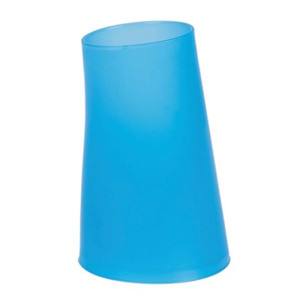Zahnputzbecher Move - frosty-blau