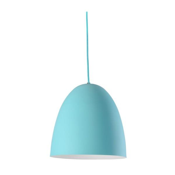 Viola - Pendelleuchte - 1-flammig - blau