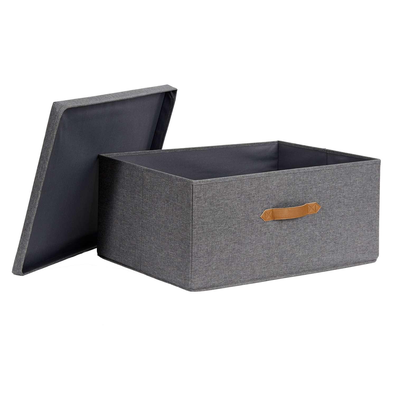 Bezaubernd Ordnungsbox Mit Deckel Referenz Von