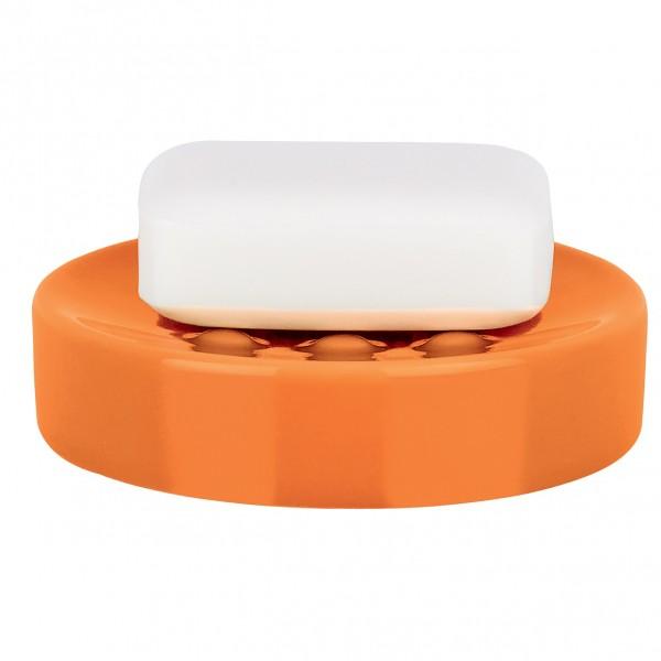 Seifenschale Tube - orange