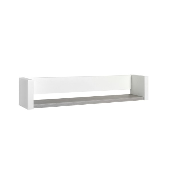 Milano Pinie - Wandbord - Dekor Pinie Silber