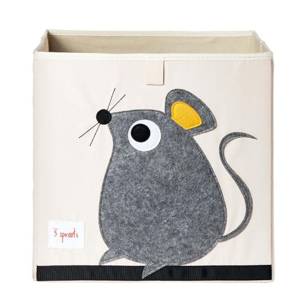 3 Sprouts - Aufbewahrungsbox Maus