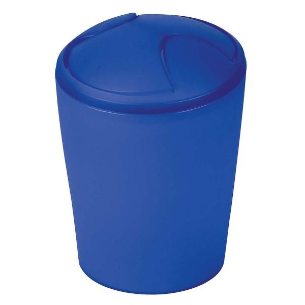 Abfalleimer Move - Blau 5 Liter