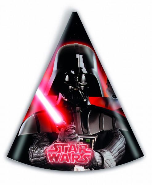 Partyhut Star Wars 6 Stück