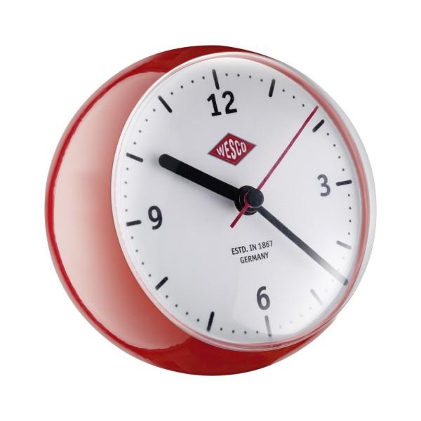 Wesco Accessoires - Mini Clock - Rot