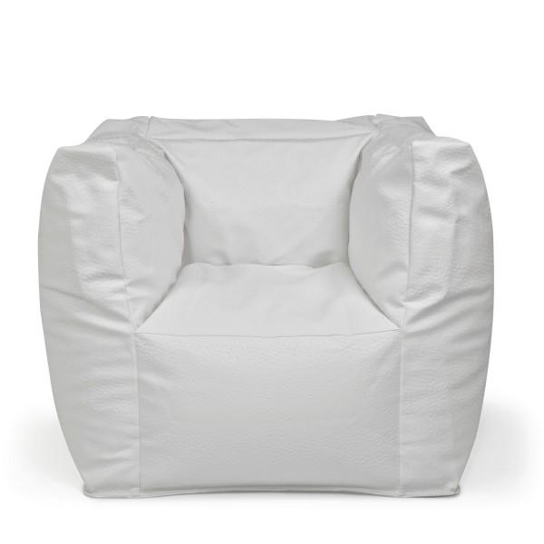 Outbag - Outdoor Sitzsack - Sessel Valley - Bezug Deluxe Weiß - wetterfest