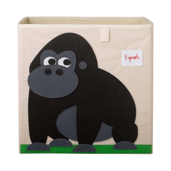 3 Sprouts - Aufbewahrungsbox Gorilla