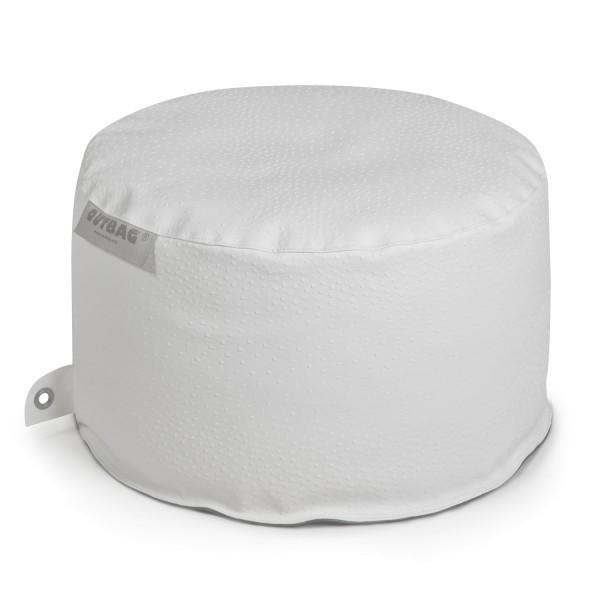 Outbag Sitzsack Rock Deluxe In Weiß 60cm Möbel Stellbrink