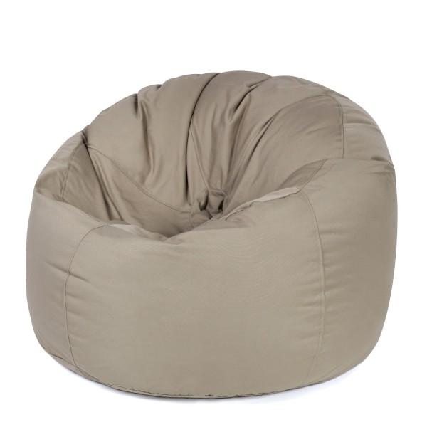 Outbag - Outdoor Sitzsack - Sessel Donut - Bezug Plus Schlamm - wetterfest