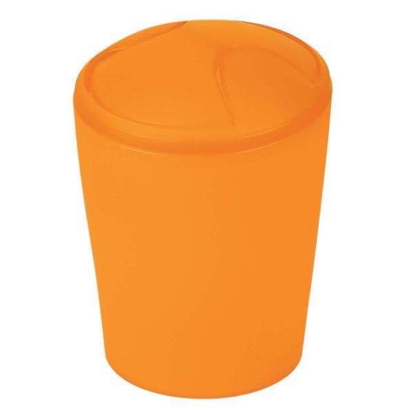 Abfalleimer Move - Orange 2 Liter