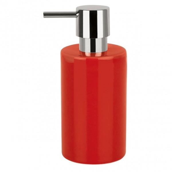 Seifenspender Tube - Rot