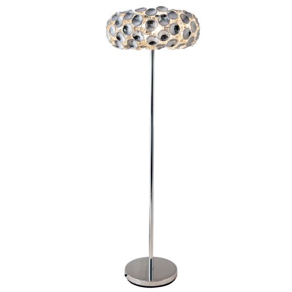 ontario stehleuchte 3 flammig chromfarbig acryldeko m bel stellbrink. Black Bedroom Furniture Sets. Home Design Ideas