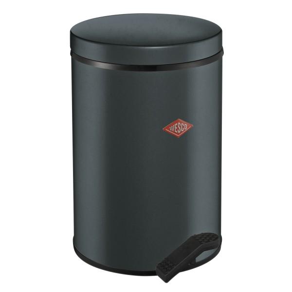 Wesco Abfallsammler - 13 Liter - Graphit