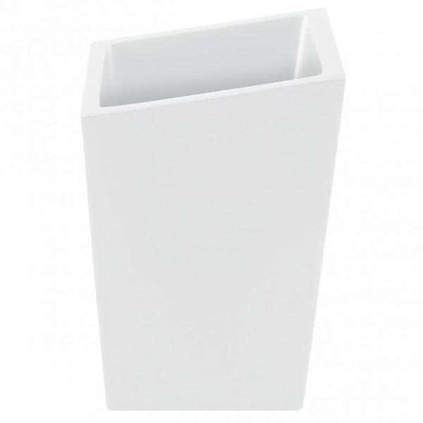 Zahnputzbecher Yoshi - matt-weiß