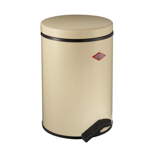 Wesco Abfallsammler - 13 Liter - Mandel