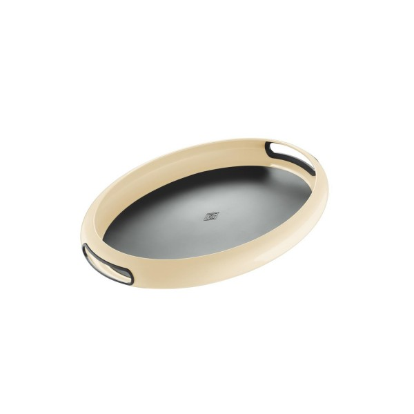Wesco Tablett - Spacy Tray oval - Mandel
