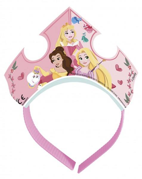 Haarreif Princess 4 Stück