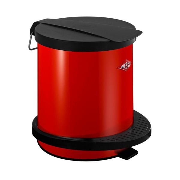 Wesco Abfallsammler - 5 Liter - Rot