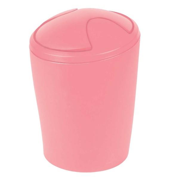 Abfalleimer Move - Rosa 2 Liter
