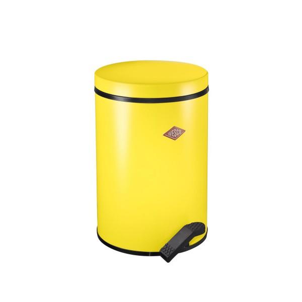 Wesco Abfallsammler - 13 Liter - Zitronengelb