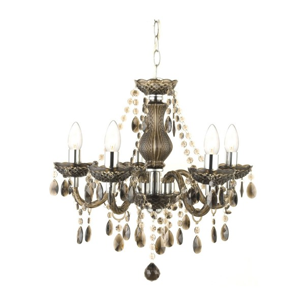 nino kronleuchter marie deckenlampe acryl schwarz m bel stellbrink. Black Bedroom Furniture Sets. Home Design Ideas