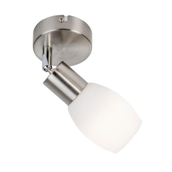 Lolly - LED-Spot - 1-flammig - Glas opal matt weiß