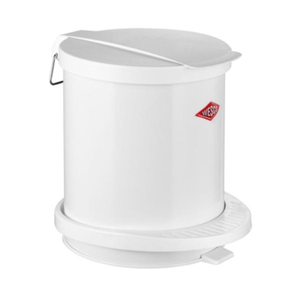 Wesco Abfallsammler - 5 Liter Weiß