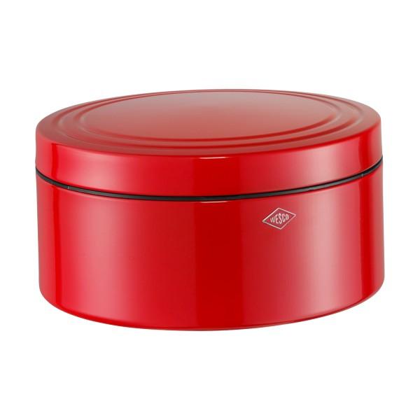 Wesco Gebäckdose - Rot