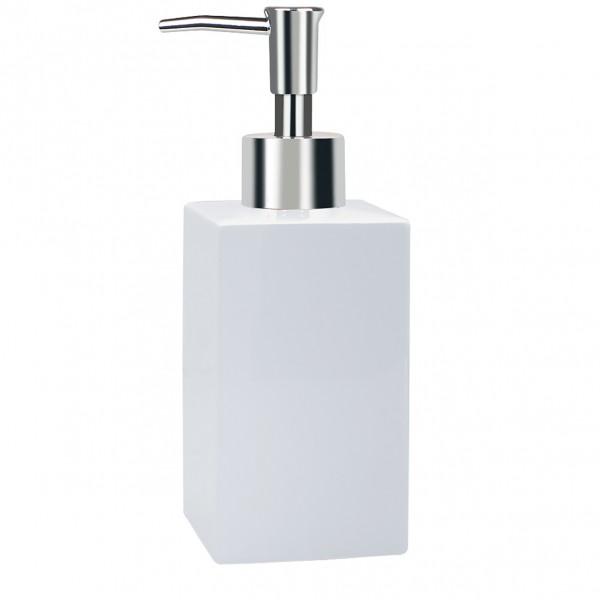 Seifenspender Quadro - Weiß