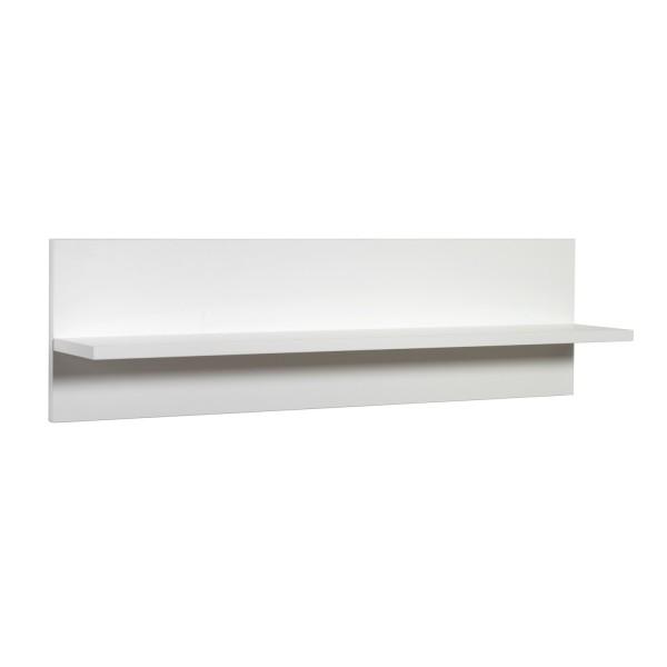 Classic White - Wandbord - Dekor Weiß