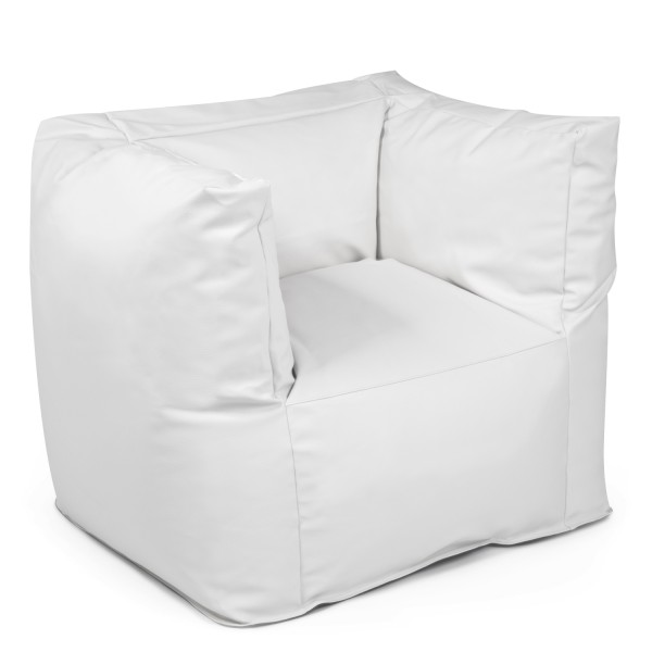 Outbag Sitzsack Valley - Bezug Skin Weiß