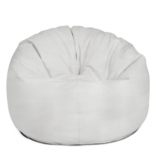Outbag - Outdoor Sitzsack - Sessel Donut - Bezug Deluxe Weiß - wetterfest