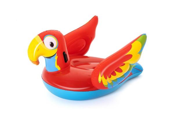 Bestway® Schwimmtier Papagei 203 x 132 cm
