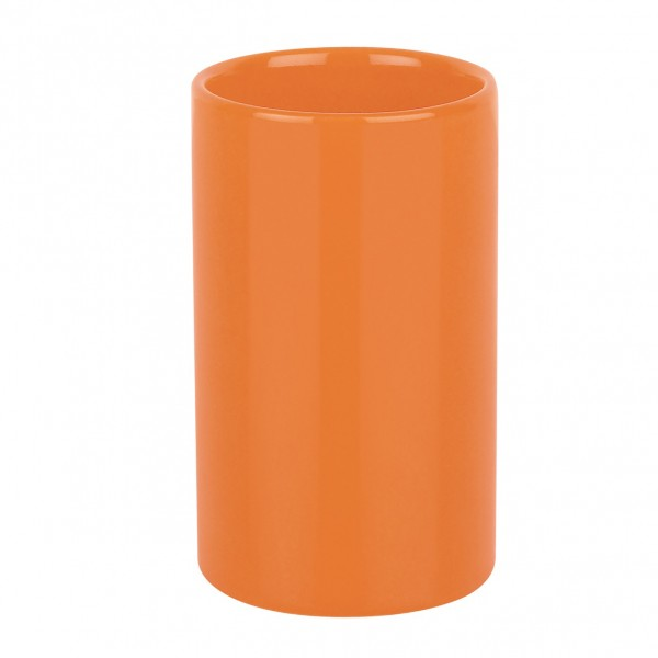 Zahnputzbecher Tube - orange