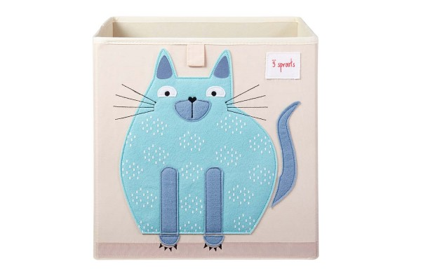 3 Sprouts - Aufbewahrungsbox Katze