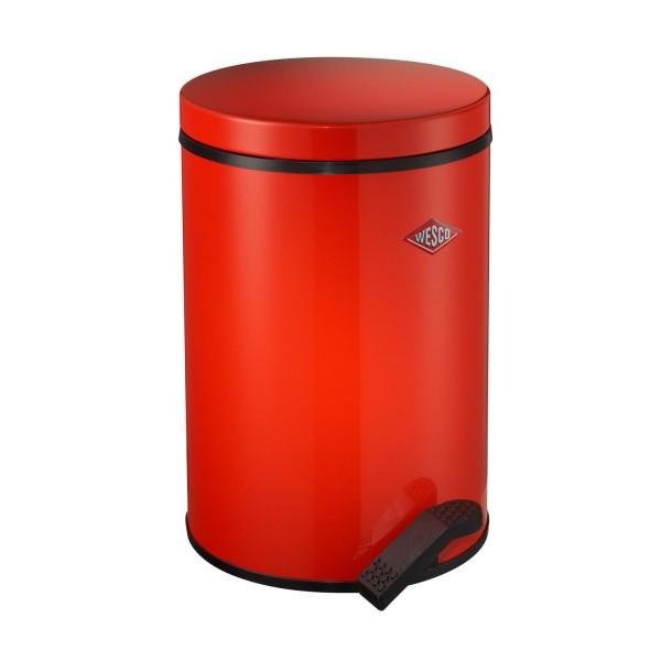 Wesco Abfallsammler - 13 Liter - Rot