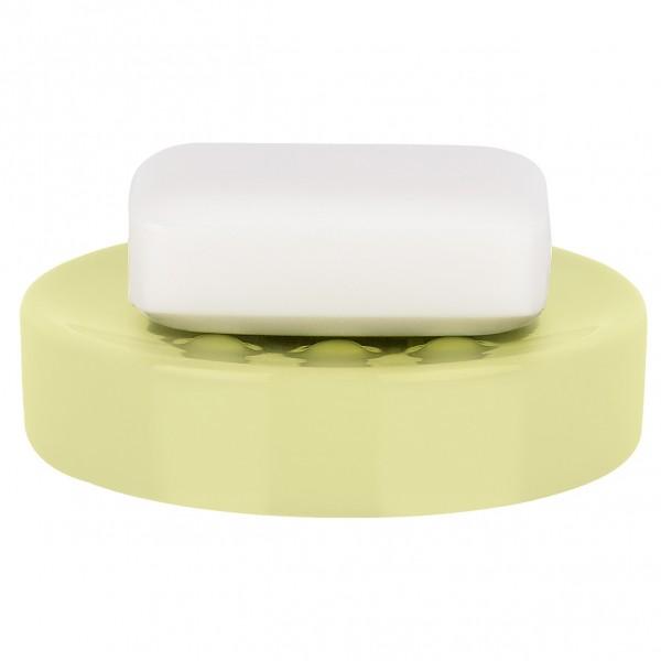 Seifenschale Tube - light-gelb