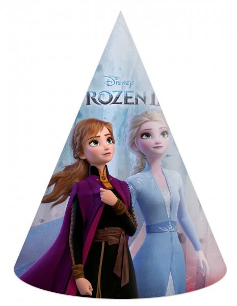 Partyhut Frozen II 6 Stück