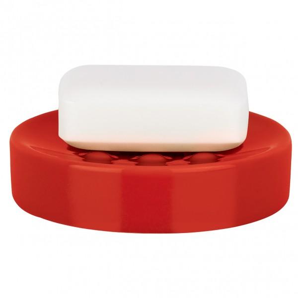 Seifenschale Tube - Rot