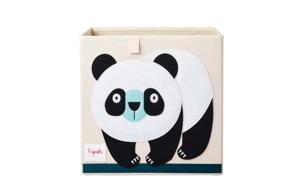 3 Sprouts - Aufbewahrungsbox Panda
