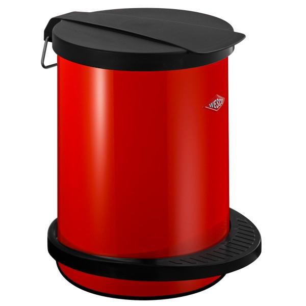 Wesco Mülleimer - 13 Liter - Rot