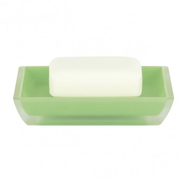 Seifenschale Freddo - light-grün