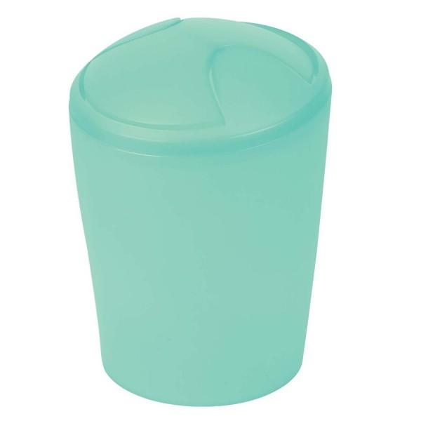 Abfalleimer Move - Mint 2 Liter