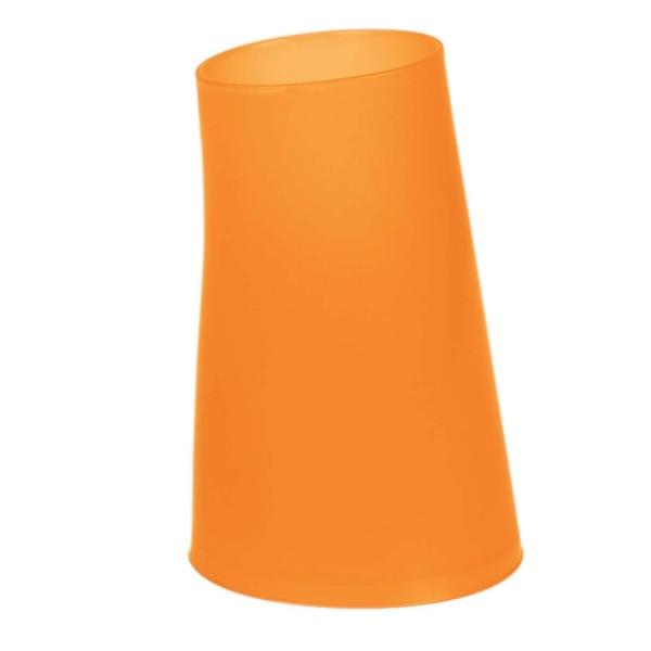 Zahnputzbecher Move - frosty-orange