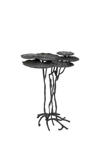 Beistelltisch Lily Multi - schwarz